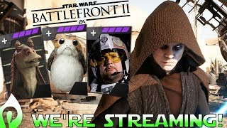 Patch 1.2 is Live and So Are We!!! Let's Test the Patch in Star Wars Battlefront 2!