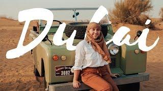 My Solo Trip to Dubai and Abu Dhabi