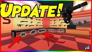 BIGGEST Jailbreak UPDATE RELEASE 10 Hours LIVESTREAMRoblox Jailbreak Weapon Update ASIMO3089 JOINED