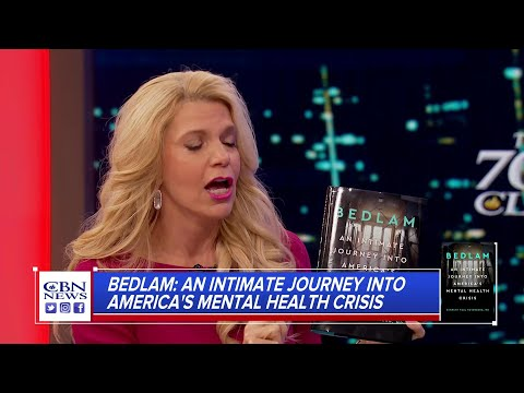 CBN News Health Reporter Lorie Johnson Explains the Mental Health Crisis in America