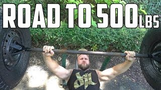 CRAZIEST Outdoor Gym EVER!   Workout in Bangkok, Thailand   Road to 500 Ep. 3