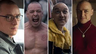 James McAvoy On His Many Personalities in 'Glass'