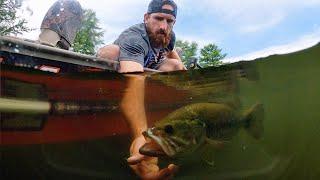 Bass Fishing Battle | Dude Perfect