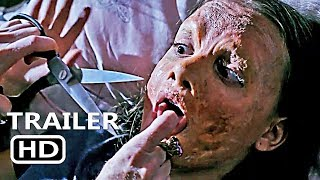 THE CLEANING LADY Official Trailer (2018) Horror Movie