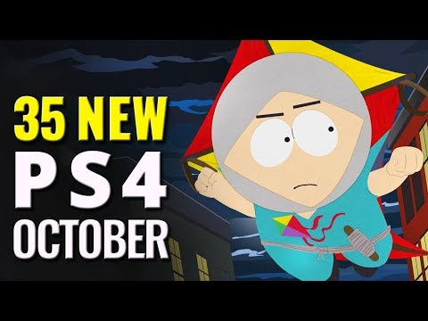 PlayStation Playscore Scoop October 2017 | 35 Best New PS4 games reviewed