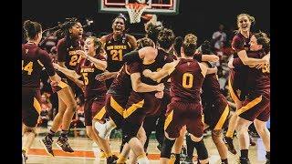 2019 NCAA Women's Basketball Tournament: Arizona State downs Miami to advance to the Sweet 16 for...