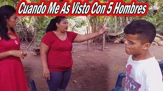 NOEMI Encara a DARWIN Por Chambroso - Play SKETCH Caso De La Vida Real Parte 321