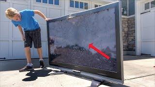 What's inside a 65-inch Flat Screen TV?