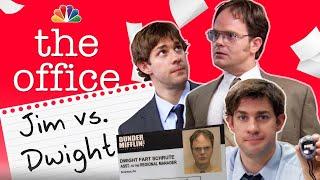 Spontaneous Pranks That Drove Dwight Insane - The Office (Mashup)
