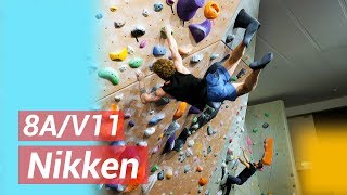 Emil And Nikken VS 8A - Fractured Ribs - Crazy Moves - Love
