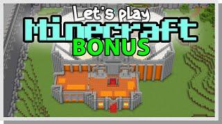 LP Minecraft på 90gQ Bonus! - DANNES DÖDSARENA!