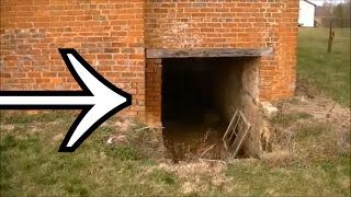 TREASURE FOUND! Metal Detecting Dirt Basement Under Abandoned 1700's House. WOW!   JD's Variety