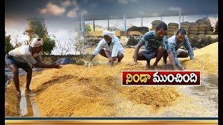 Unseasonal Rains and Hail Storm Damage Crops | at Several Places | in Telangana