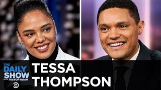"""Tessa Thompson - """"Men in Black: International"""" and Going Beyond Archetypes 