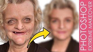 Photoshop Extreme Makeover - #50