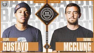 BATB 11 | Felipe Gustavo vs. Trevor McClung - Round 2