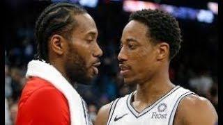 Toronto Raptors vs San Antonio Spurs NBA Highlights (February 22nd 2019)