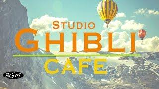 #GhibliJazz #CafeMusic - Relaxing Jazz & Bossa Nova Music - Studio Ghibli Cover