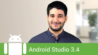 What's new in Android Studio 3.4
