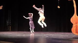 Human and Ecstasy | Hannah Larkin and Roberto Mendoza MORE2Dance Studio | TEDxYouth@Vail