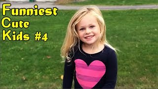 Funny Cute Kids Compilation 2017 (Part 4) | Funniest Kids Bloopers