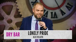Lonely Pride. Alex Velluto