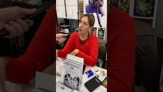 Jason Chatfield Interviews Barbara Nosenzo
