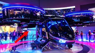 What's inside COOL TECH of CES 2019?