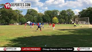 Chicago Dynamo vs. Cicero United Latino Premier Academy