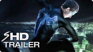 VENOM ″Peter Parker Symbiote″ Trailer (2018) Concept Tom Holland Marvel Movie