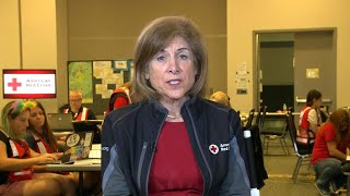 Red Cross CEO addresses criticism of how they use donations