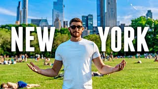 LIVING IN NEW YORK CITY: Ultimate Summer Travel Guide!