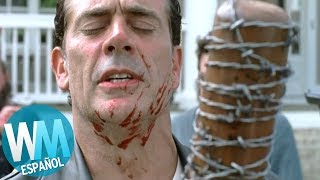 ¡Top 10 ERRORES en The Walking Dead!