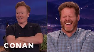 Scraps: Matt Is Back - CONAN on TBS