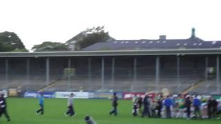 End of Irish Sports game