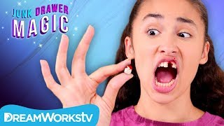 How to Pull Out Your Tooth | JUNK DRAWER MAGIC