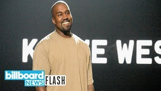 Kanye West Announces 2 New Albums, Including Joint Effort With Kid Cudi | Billboard News
