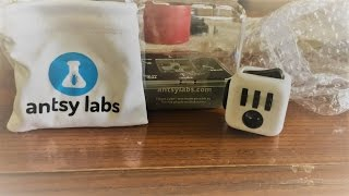 Antsy Labs Fidget Cube Unboxing & Review!