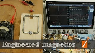 Engineering magnetics - practical introduction to BH curve