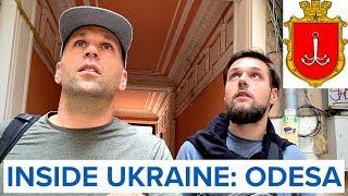 INSIDE UKRAINE: ODESA 🇺🇦 (українські субтитри)