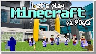 LP Minecraft på 90gQ #120 - Kärnkraftverkets invigning!