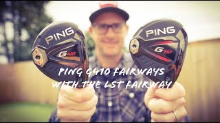 PING G410 FAIRWAYS