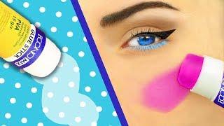 10 DIY School Supplies Makeup Pranks For Back To School