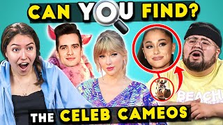 50 Celeb Cameos In Music You Won't Believe You Missed
