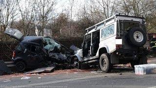 Tödlicher Handy-Unfall B54 Herdecke