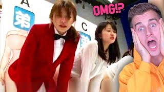 WEIRDEST Japanese Game Shows That Should NOT Exist..