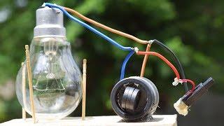 Frre Energy Light Bulbs 230v - using Magnet