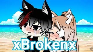 Brokenglmvpart 1 Pinky's storygacha life