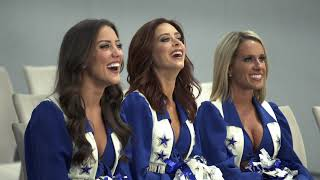 Dallas Cowboys Cheerleaders: Making The Team Season 14: Dallas Cowboys AT&T Stadium Tour