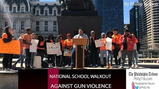 National School Walkout in Philly